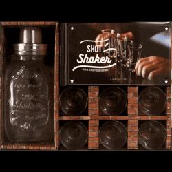 Livre: Shot Shaker plus de...