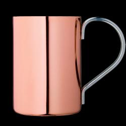 Copper Plated Mug mule 32.5cl