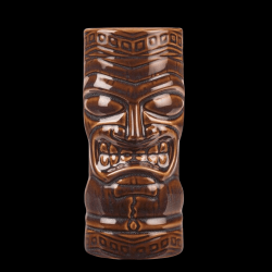 TIKI BROWN CÉRAMIQUE 59CL