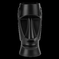 4 x Black Easter Island...