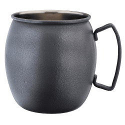 Matt Pewter Effect Mug 17oz...
