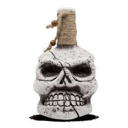Bottle Skull Stone 60cl