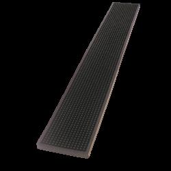 BAR MATS BLACK 70x10CM